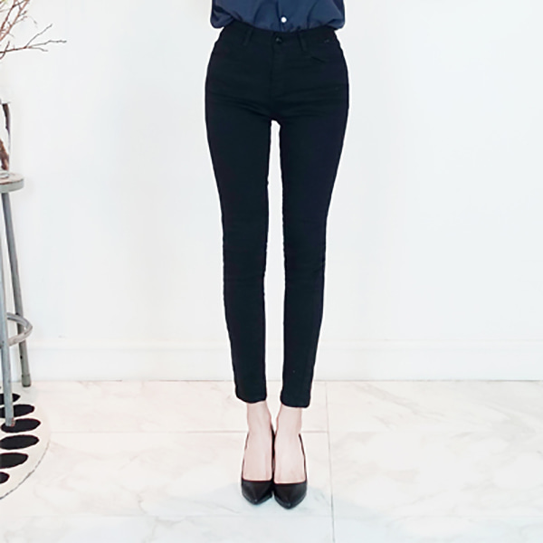 THEXXXY - 더엑스, GIRL'S BASIC SKINNY (2color) #209